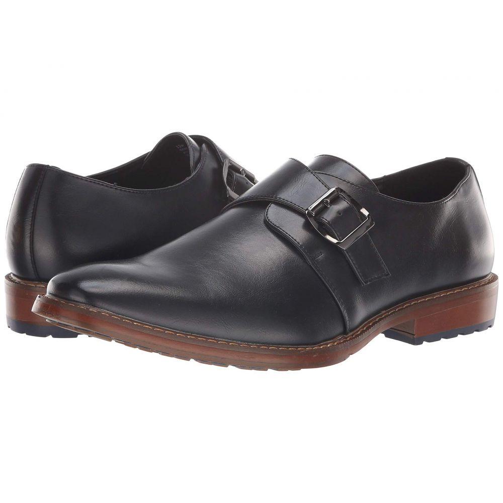 ヴァンハウセン Van Heusen メンズ シューズ・靴 革靴・ビジネスシューズ【Gene】Black