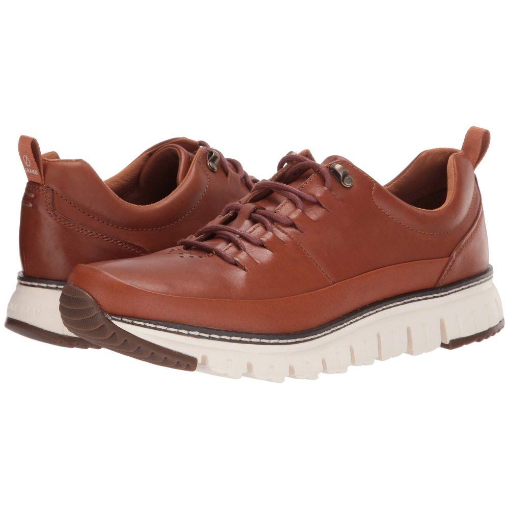 コールハーン Cole Haan メンズ シューズ・靴 スニーカー【Zerogrand Rugged Oxford】British Tan Leather/Natural/Ivory