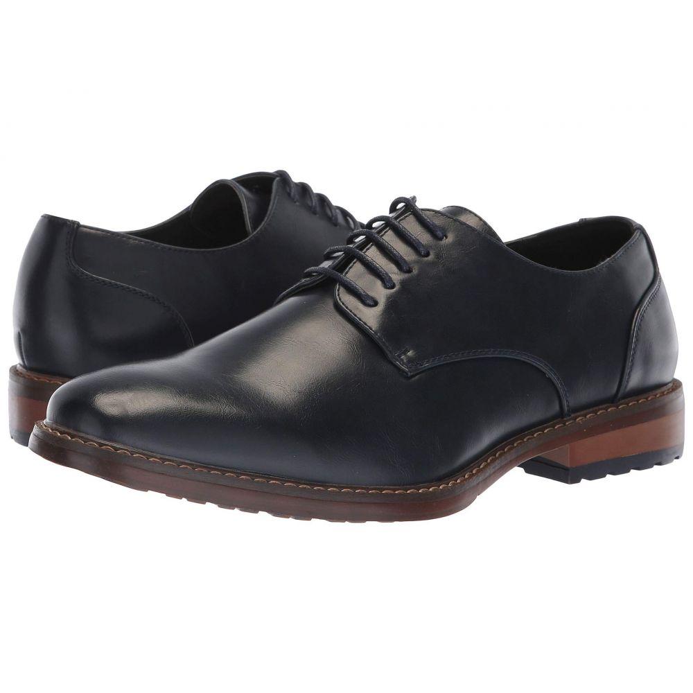 ヴァンハウセン Van Heusen メンズ シューズ・靴 革靴・ビジネスシューズ【Garrett】Navy
