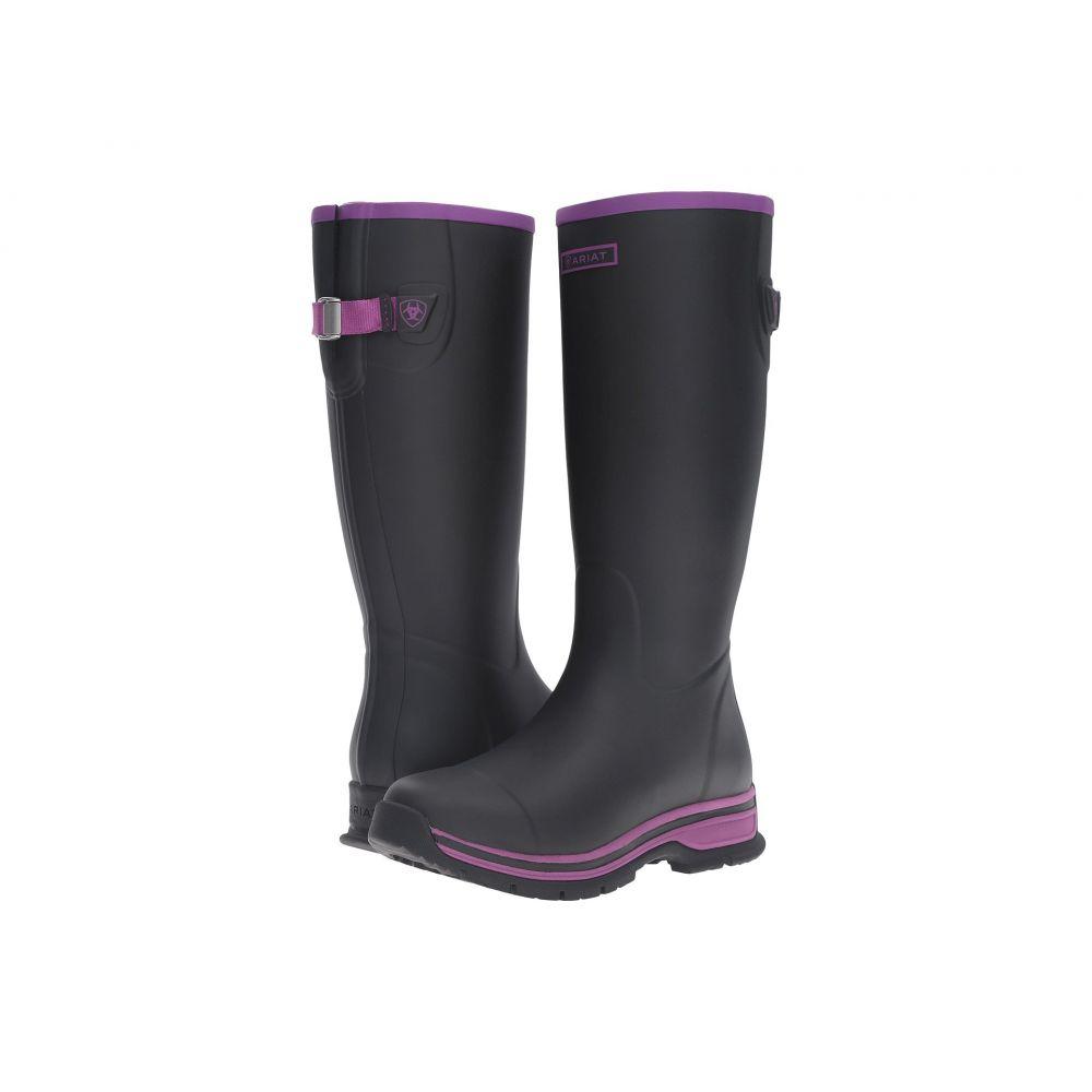 アリアト Ariat レディース ハイキング・登山 シューズ・靴【Fernlee】Black/Purple