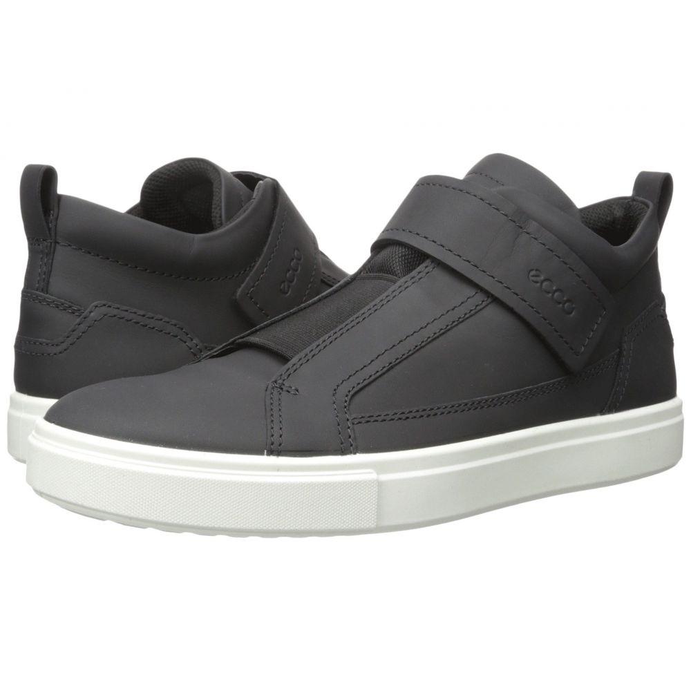 エコー ECCO メンズ シューズ・靴 スニーカー【Kyle Midcut】Black