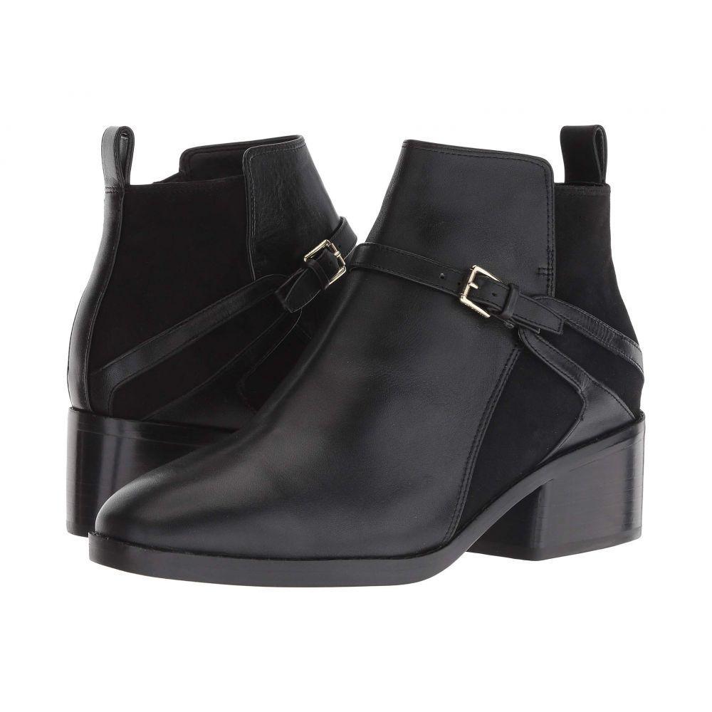 コールハーン Cole Haan レディース シューズ・靴 ブーツ【Etta Bootie】Black Leather