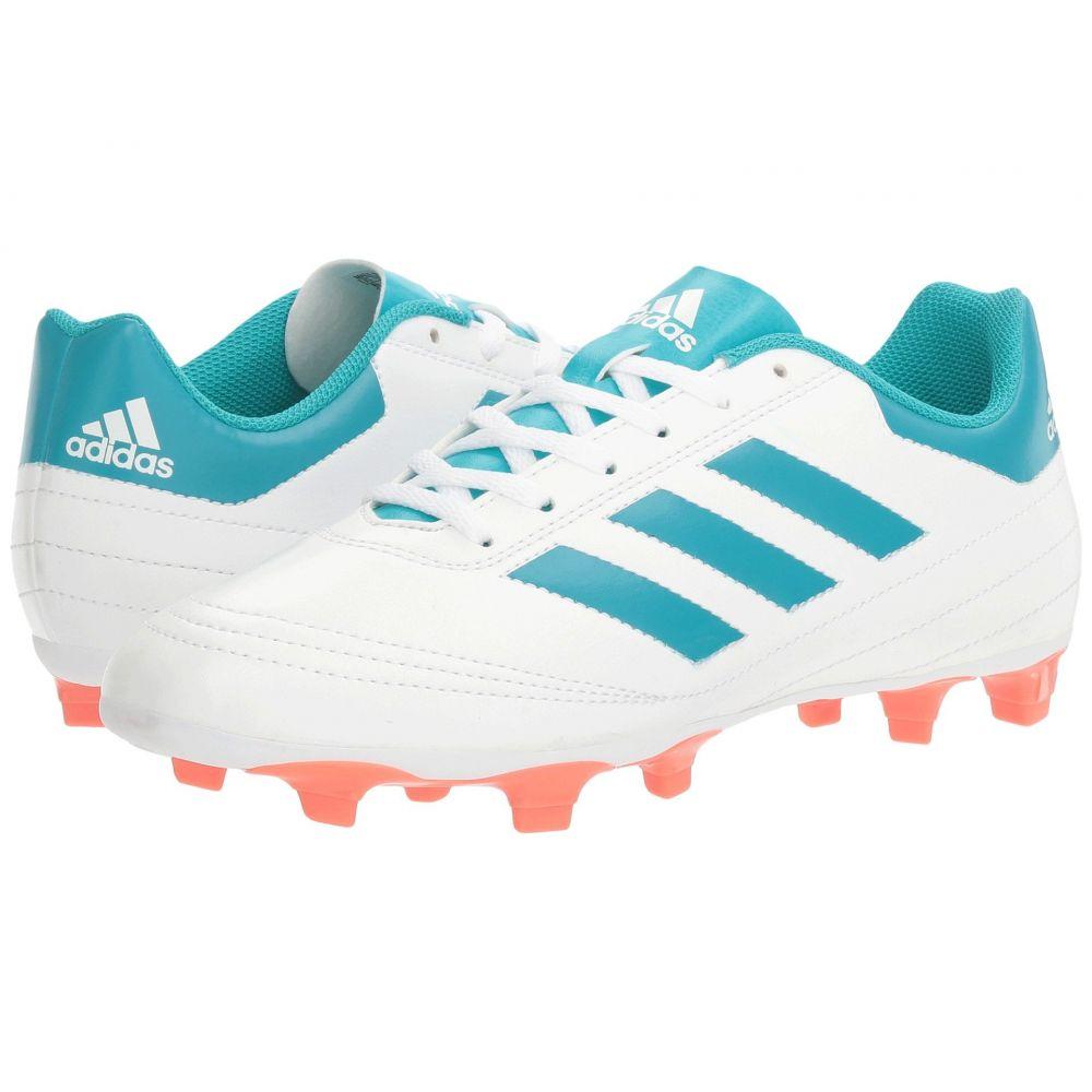 【在庫僅少】 アディダス adidas レディース adidas サッカー レディース シューズ アディダス・靴【Goletto VI FG】White/Energy Blue/Easy Coral, ペットスタジオ:70d6c2f9 --- konecti.dominiotemporario.com