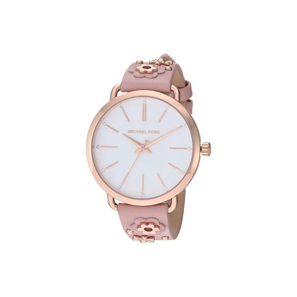 マイケル コース Michael Kors レディース 腕時計【MK2738 - Portia】Pink