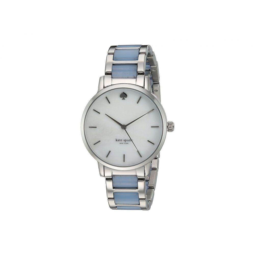 ケイト スペード Kate Spade New York レディース 腕時計【Metro - KSW1453】Blue/Silver