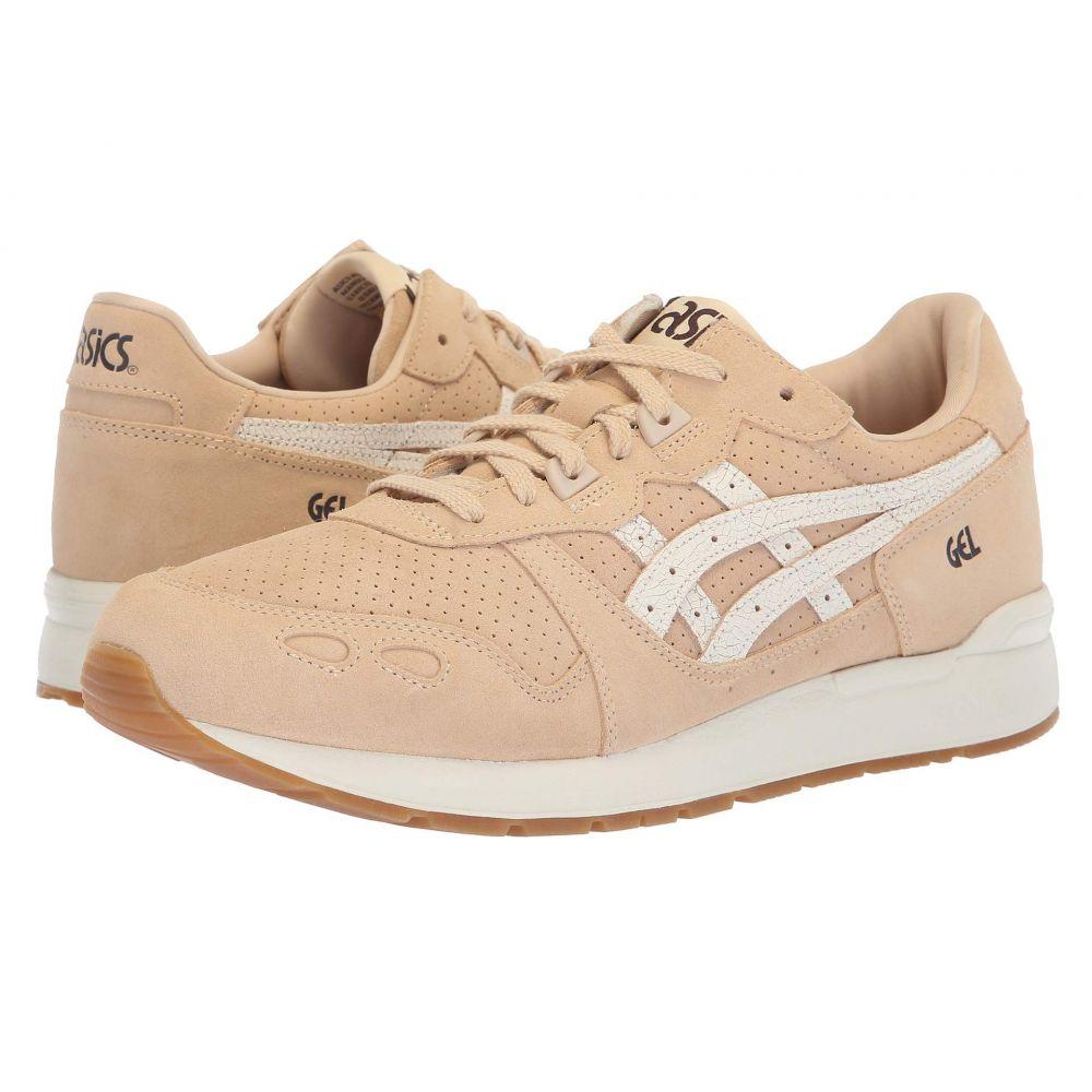 アシックス ASICS メンズ ランニング・ウォーキング シューズ・靴【GEL-Lyte】Marzipan/Cream