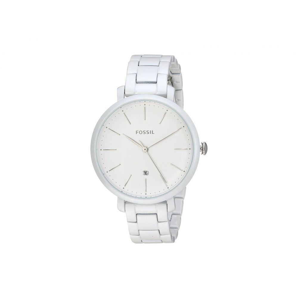 フォッシル Fossil レディース 腕時計【Jacqueline - ES4397】White