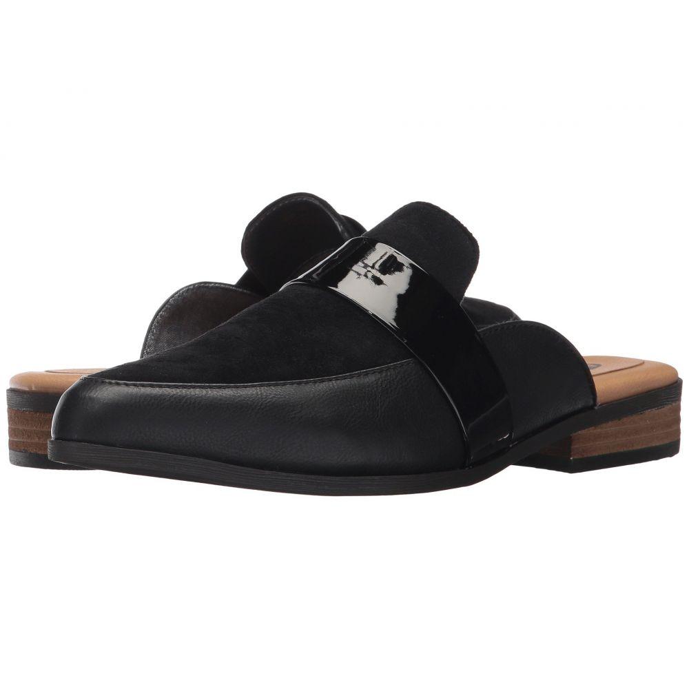 ドクター ショール Dr. Scholl's レディース シューズ・靴【Exact】Black/Black Microfiber