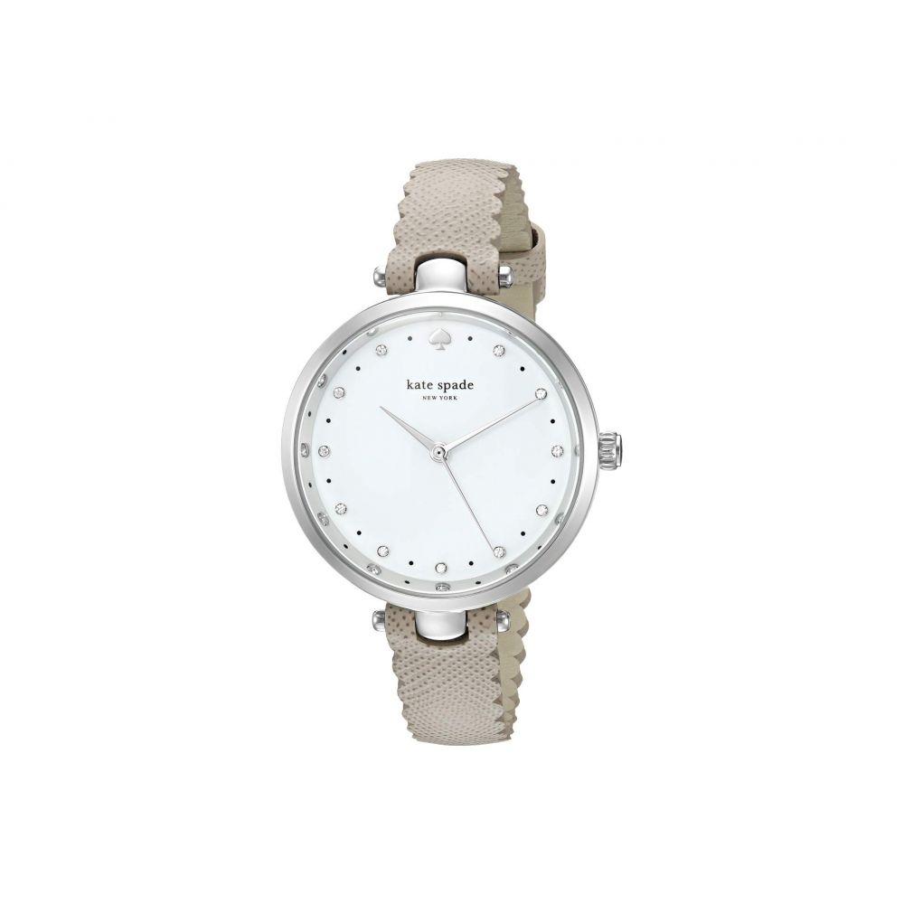 ケイト スペード Kate Spade New York レディース 腕時計【Holland - KSW1357】Gray