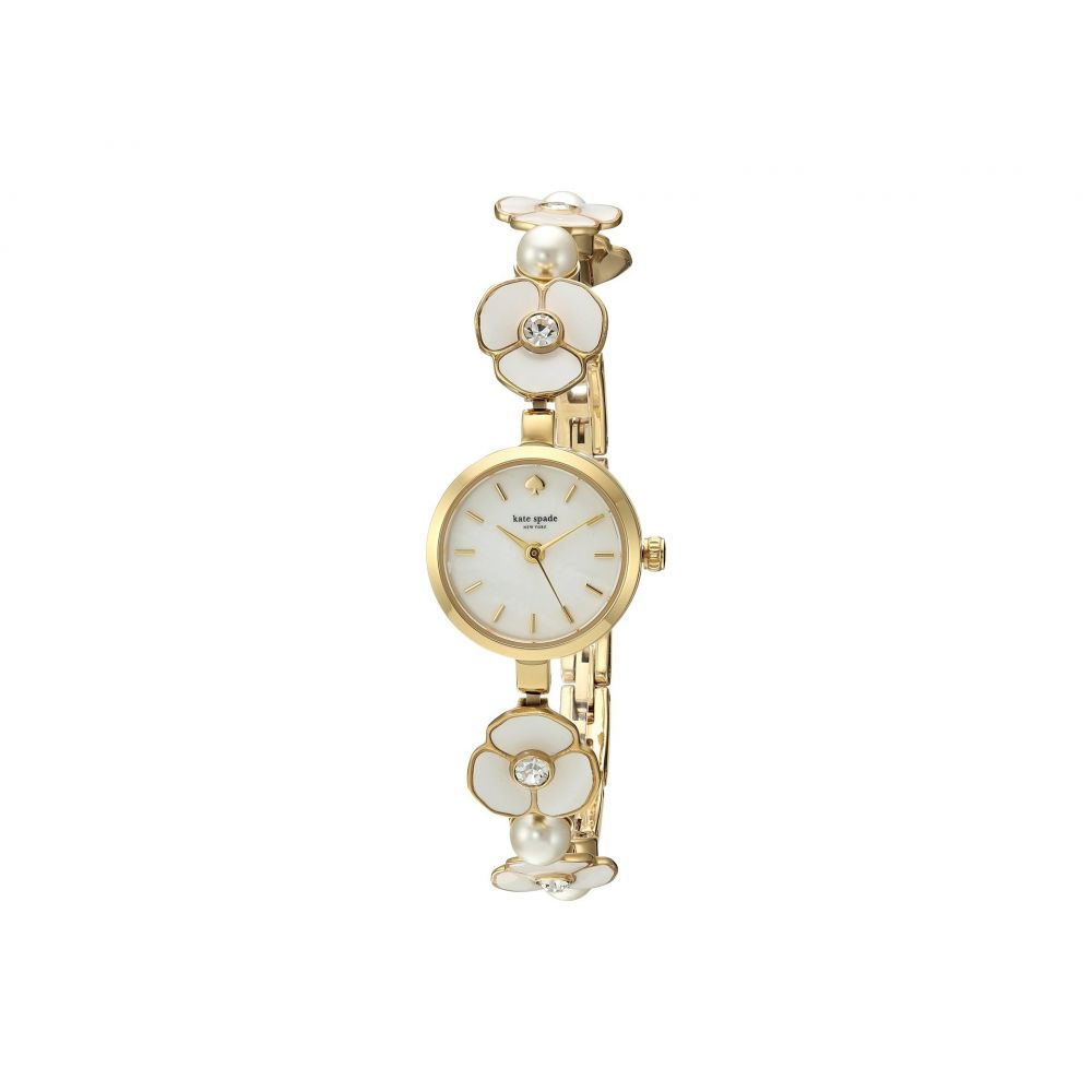 ケイト スペード Kate Spade New York レディース 腕時計【Daisy - KSW1420】White