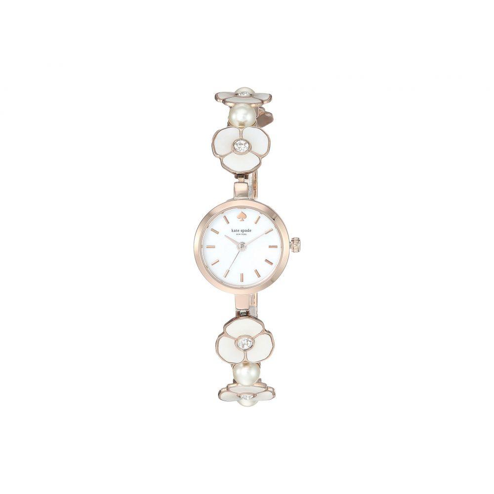 ケイト スペード Kate Spade New York レディース 腕時計【Metro - KSW1448】Pink
