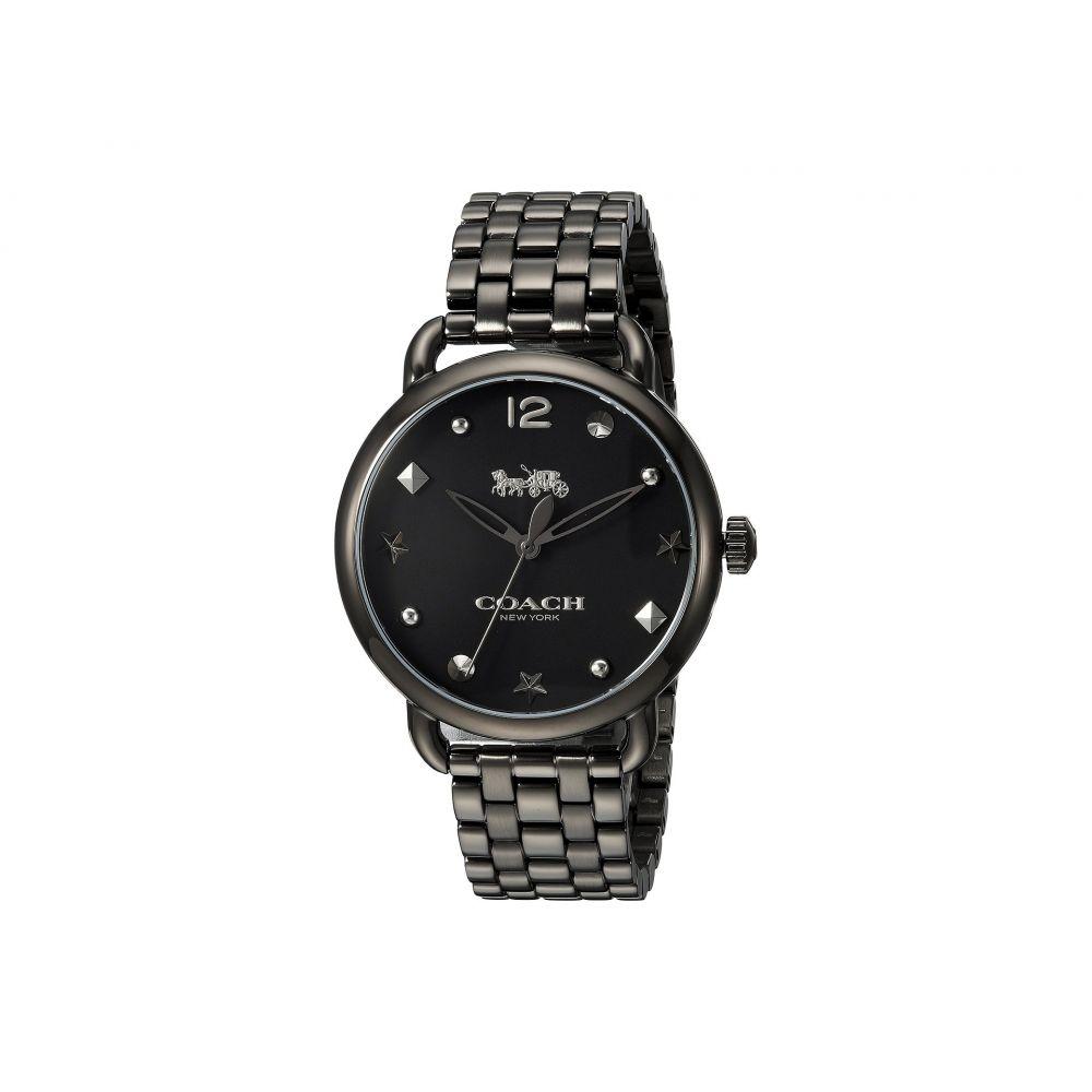 コーチ COACH レディース 腕時計【Delancey - 14502812】Black
