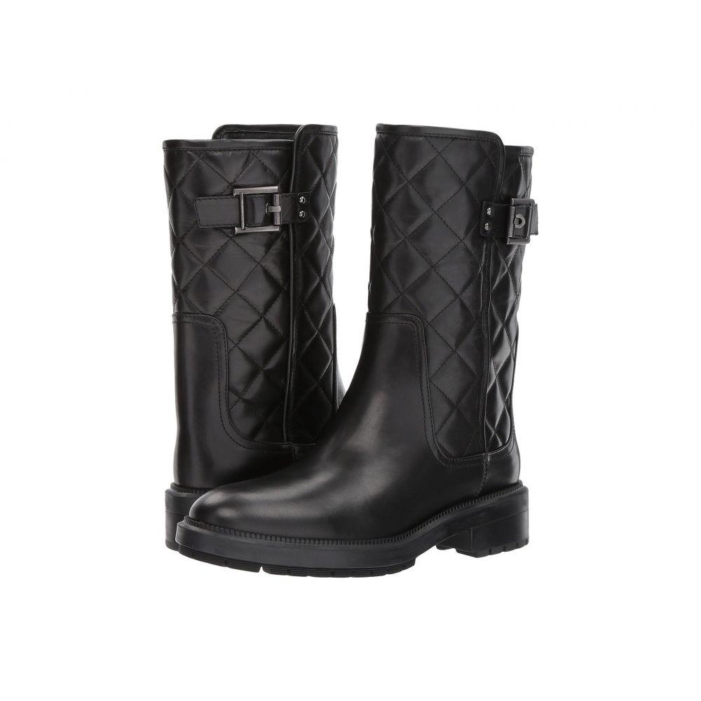 アクアタリア Aquatalia レディース シューズ・靴 ブーツ【Layla】Black Calf