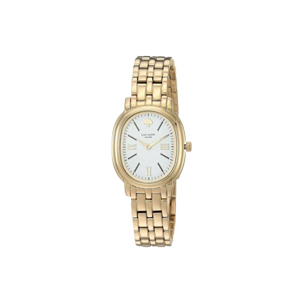 ケイト スペード Kate Spade New York レディース 腕時計【Staten - KSW1432】Gold