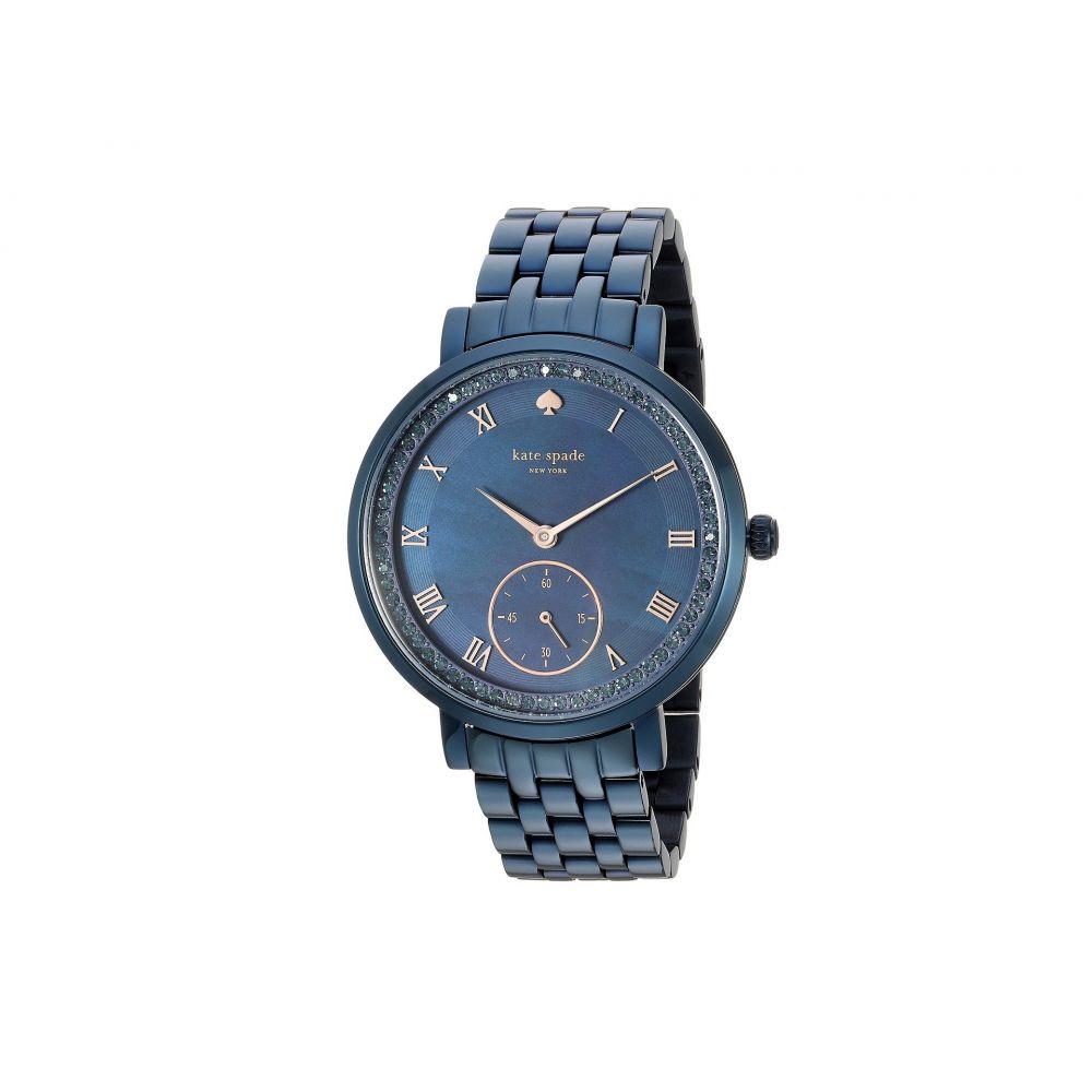ケイト スペード Kate Spade New York レディース 腕時計【Monterey - KSW1388】Navy