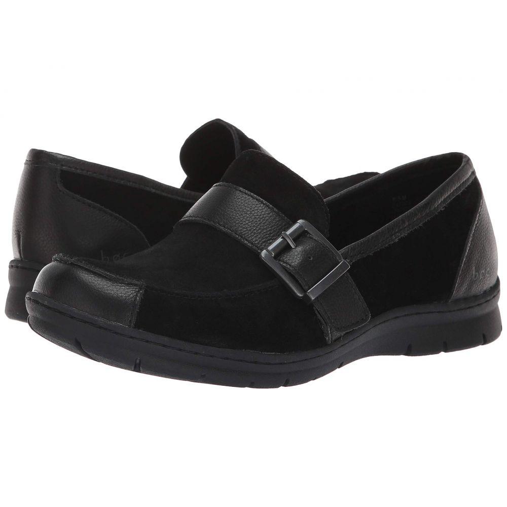b.o.c. レディース シューズ・靴 ローファー・オックスフォード【Erna】Black/Black