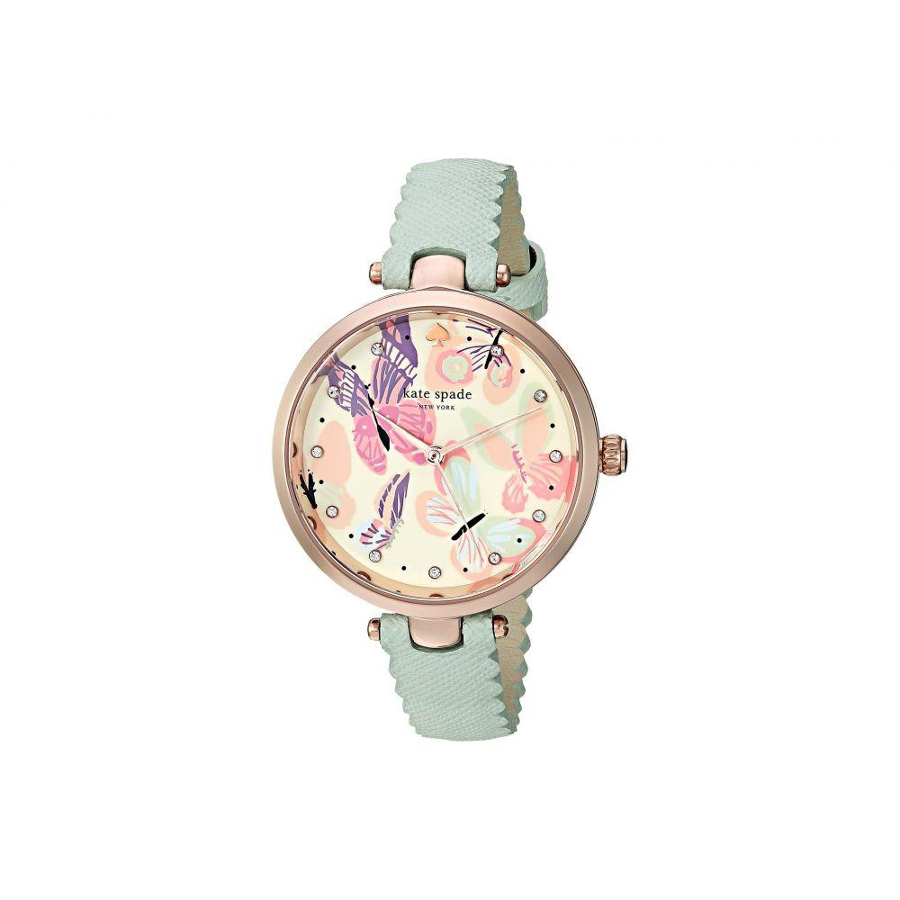 ケイト スペード Kate Spade New York レディース 腕時計【Holland - KSW1414】Green