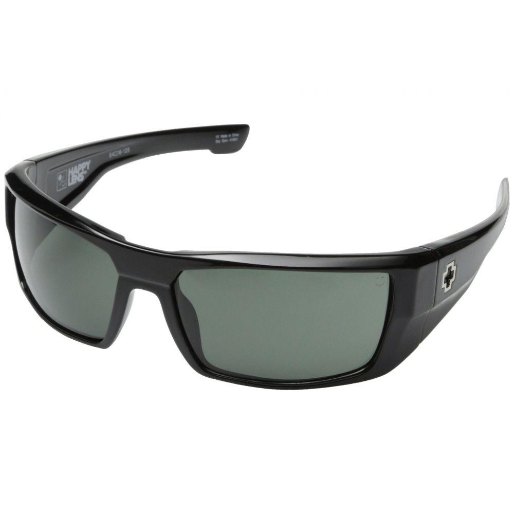 スパイ Spy Optic レディース スポーツサングラス【Dirk】Black/Happy Gray Green