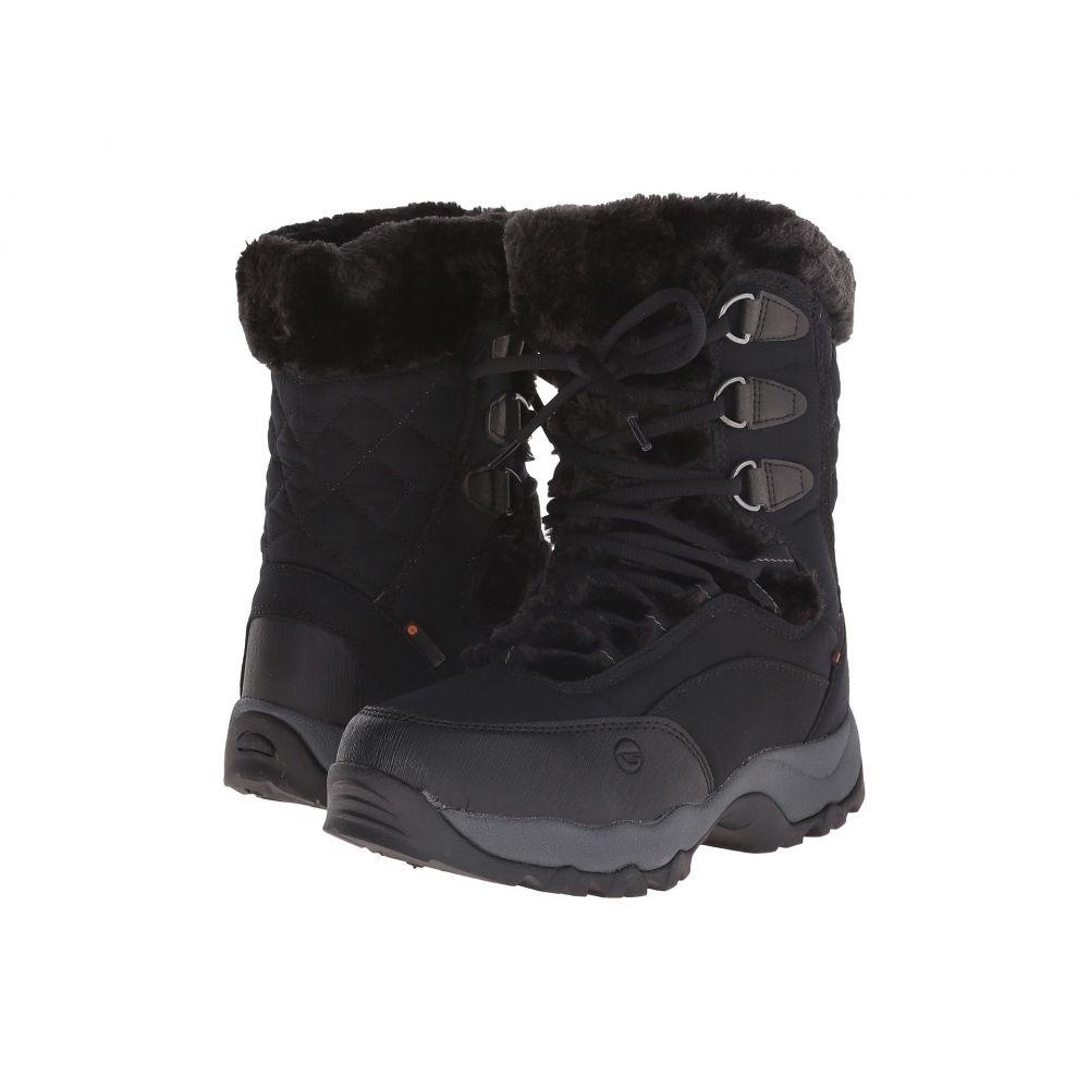 ハイテック Hi-Tec レディース シューズ・靴 ブーツ【St Moritz Lite 200 I WP】Black/Charcoal