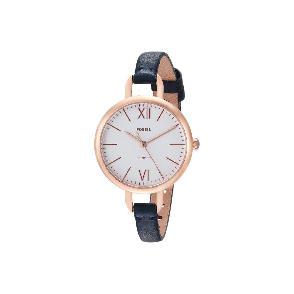フォッシル Fossil レディース 腕時計【Annette - ES4359】Blue