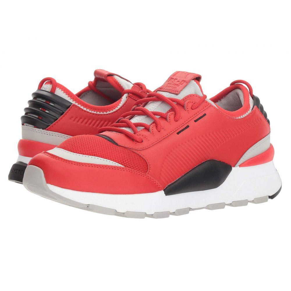 プーマ PUMA メンズ ランニング・ウォーキング シューズ・靴【Rs-0 Sound】High Risk Red/Gray Violet/Puma Black