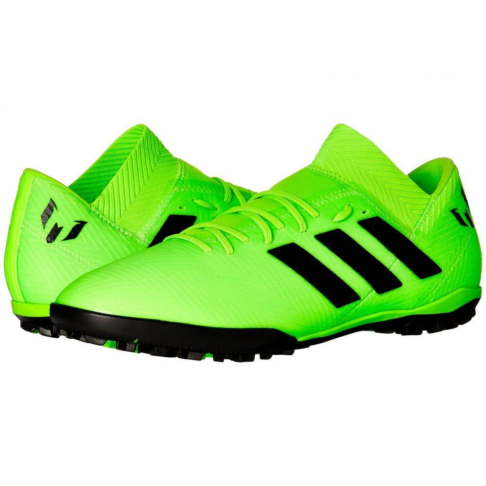 アディダス adidas メンズ サッカー シューズ・靴【Nemeziz Messi Tango 18.3 TF】Solar Green/Black/Solar Green