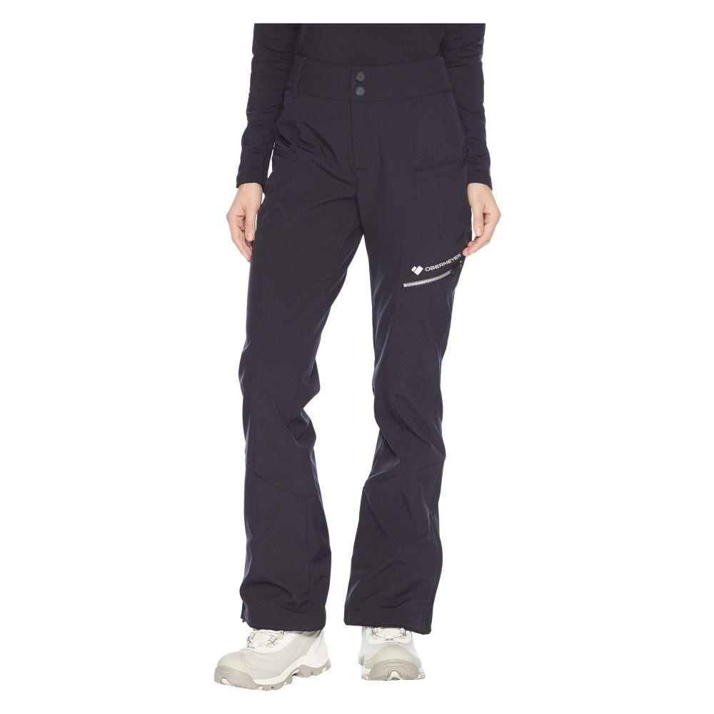 オバマイヤー Obermeyer レディース スキー・スノーボード ボトムス・パンツ【Diana Pants】Black