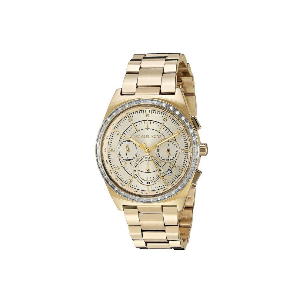 マイケル コース Michael Kors レディース 腕時計【MK6421 - Vail】Gold