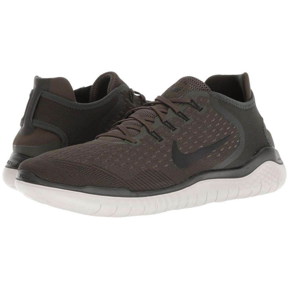 ナイキ Nike メンズ ランニング・ウォーキング シューズ・靴【Free RN 2018】Cargo Khaki/Black/Sequoia