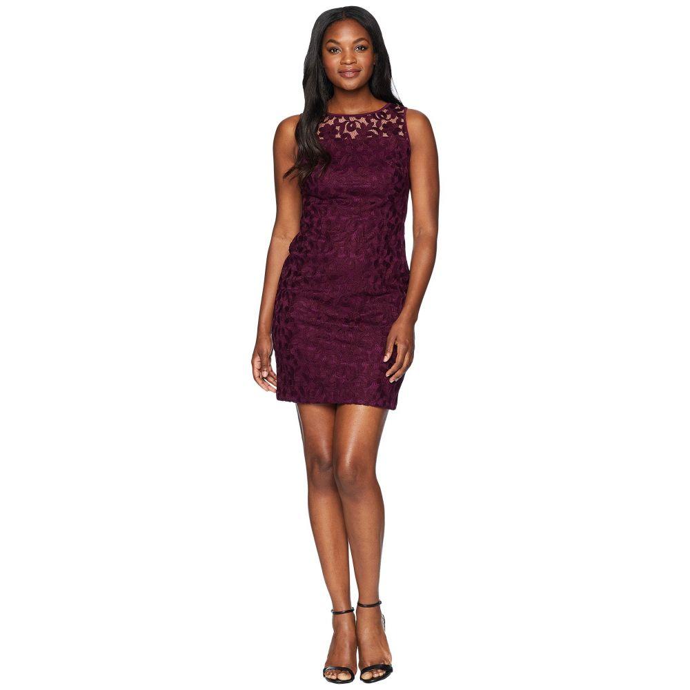 ラルフ ローレン LAUREN Ralph Lauren レディース ワンピース・ドレス ワンピース【Melia Sleeveless Day Dress】Ruby/Wheat