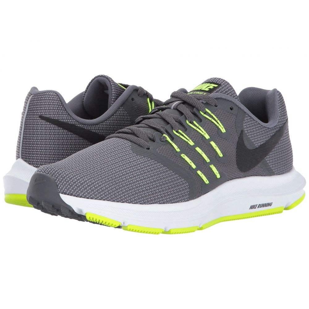 ナイキ Nike メンズ ランニング・ウォーキング シューズ・靴【Run Swift】Cool Grey/Black/Volt/White