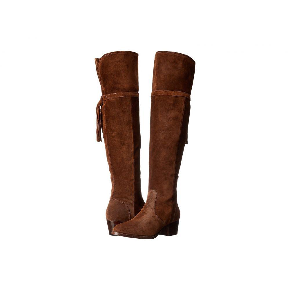 フライ Frye レディース シューズ・靴 ブーツ【Clara Tassel Over-The-Knee】Wood Oiled Suede