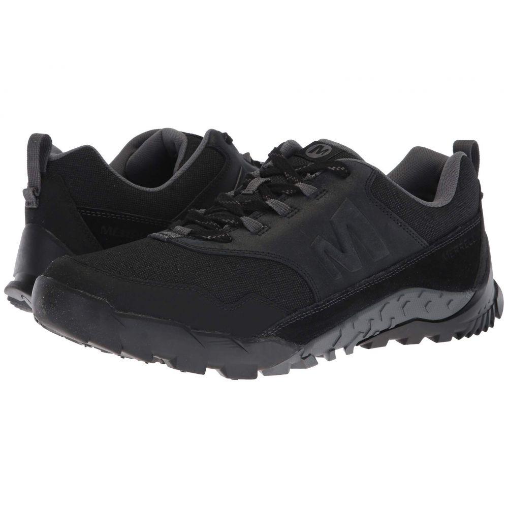 メレル Merrell メンズ ハイキング・登山 シューズ・靴【Annex Recruit】Black