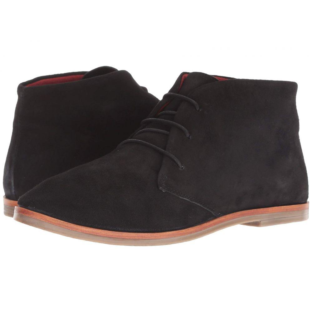ミュゼ アンド クラウド Musse&Cloud レディース シューズ・靴 ブーツ【Shasa】Black Leather