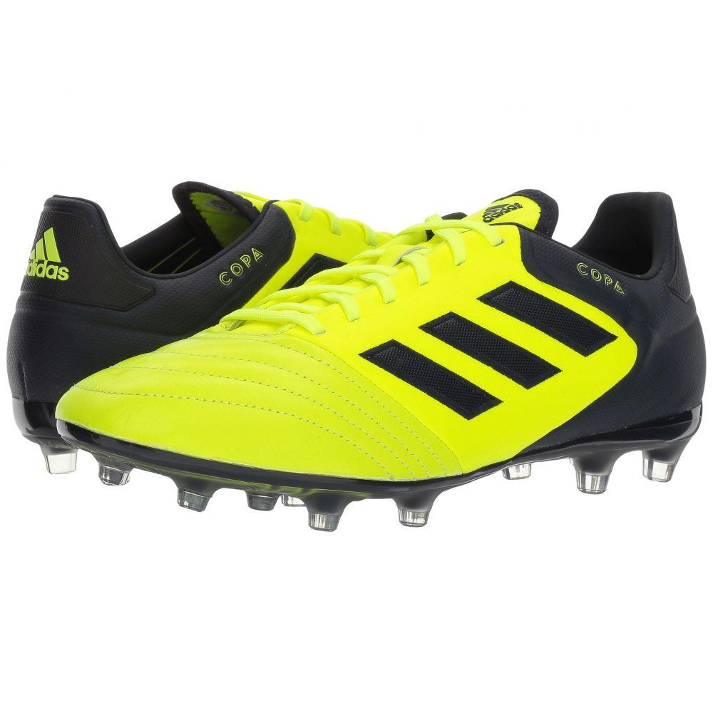 アディダス adidas メンズ サッカー シューズ・靴【Copa 17.2 FG】Solar Yellow/Legend Ink