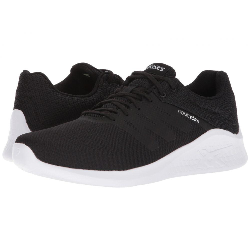 アシックス ASICS メンズ ランニング・ウォーキング シューズ・靴【Comutora】Black/Black/White