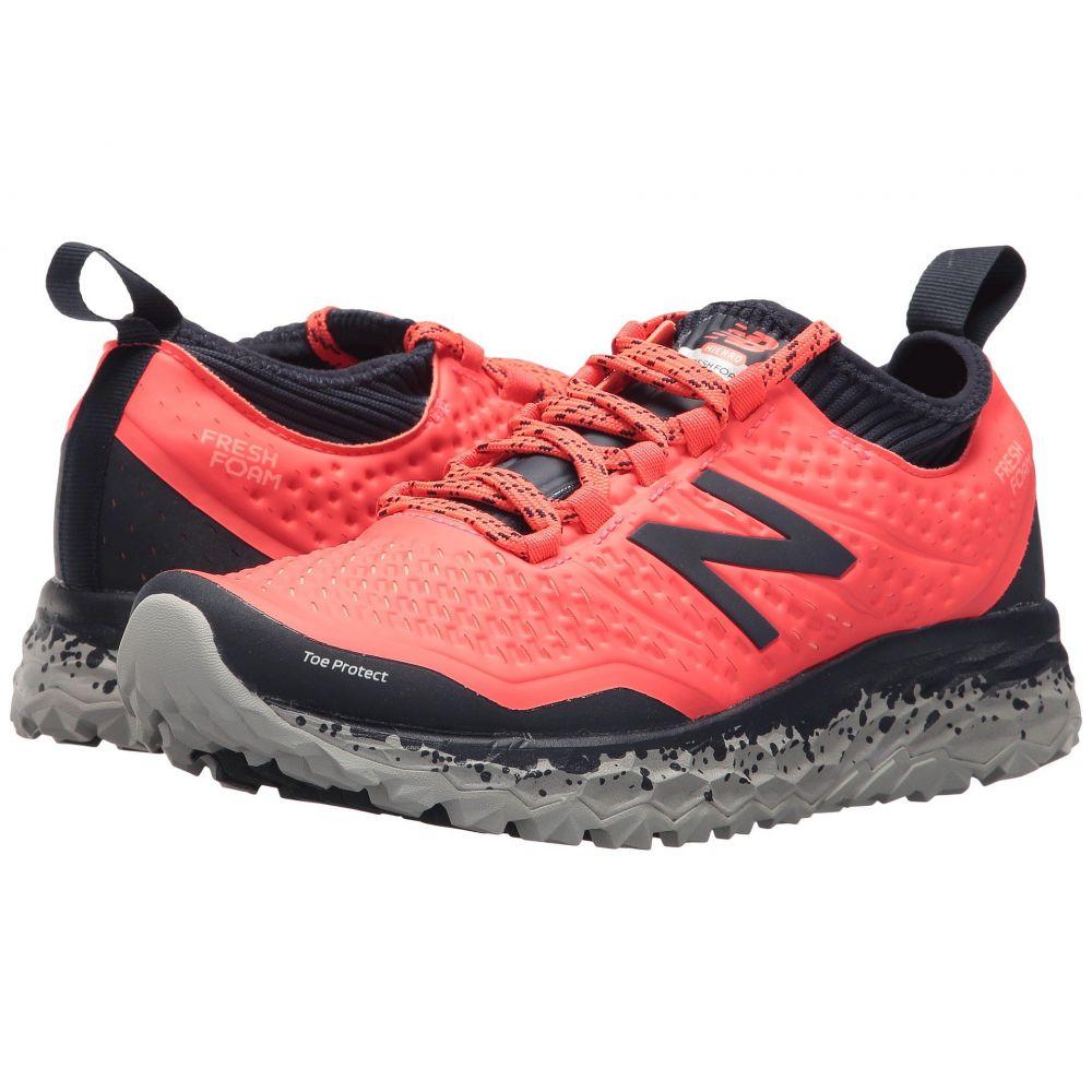 ニューバランス New Balance レディース ランニング・ウォーキング シューズ・靴【Fresh Foam Hierro v3】Vivid Coral/Pigment