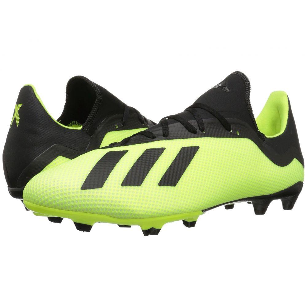 アディダス adidas メンズ サッカー シューズ・靴【X 18.3 FG】Solar Yellow/Black/White