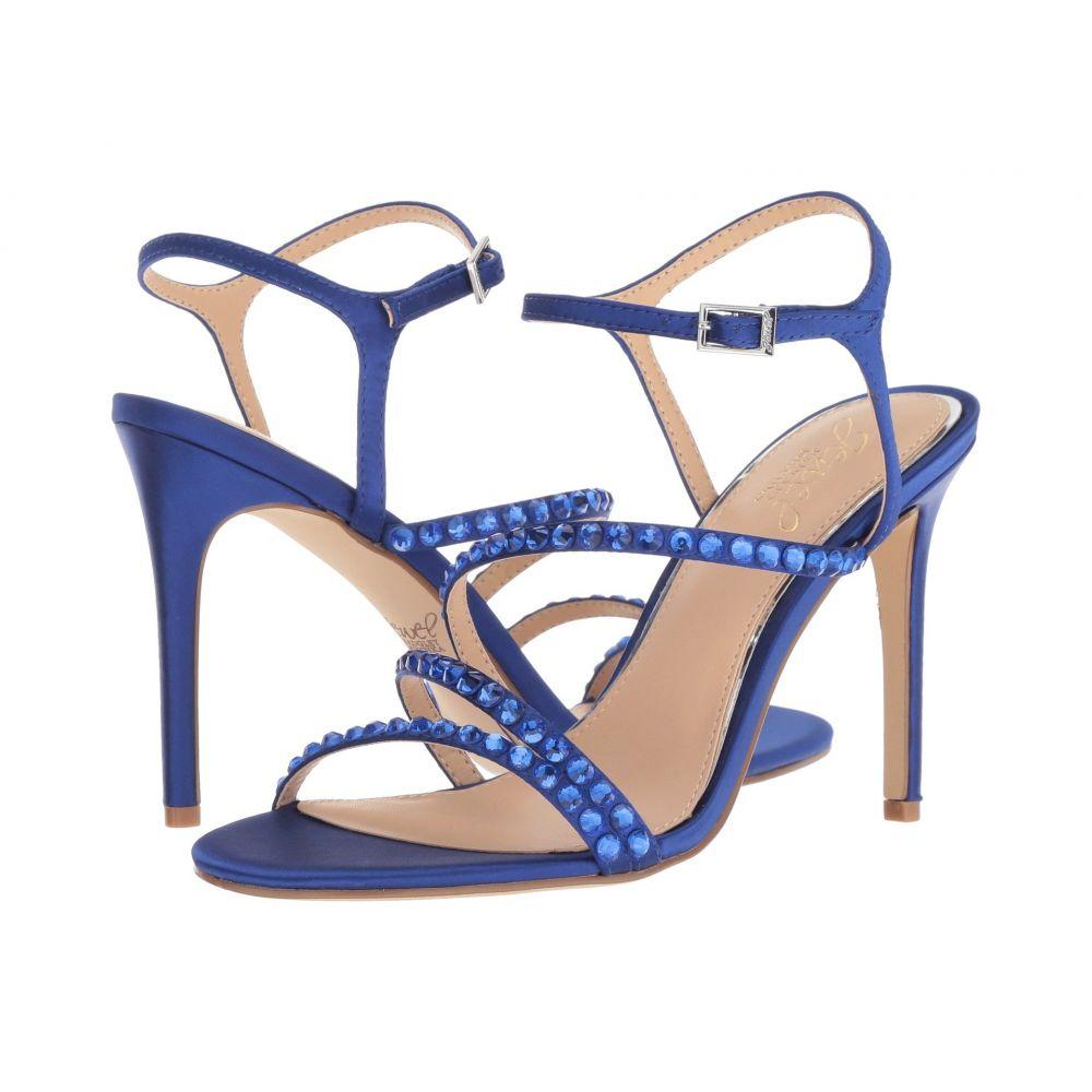 バッジェリー ミシュカ Jewel Badgley Mischka レディース シューズ・靴 サンダル・ミュール【Marimba】Royal Blue