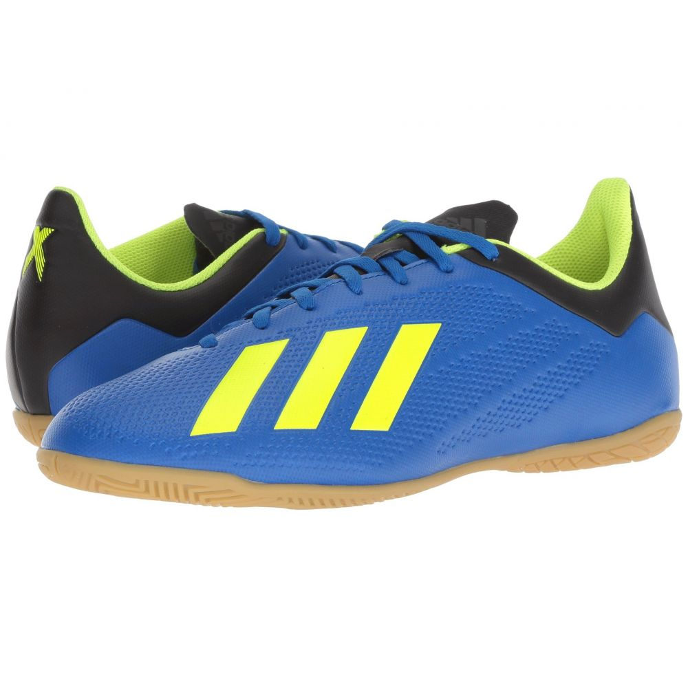 アディダス adidas メンズ サッカー シューズ・靴【X Tango 18.4 IN World Cup Pack】Football Blue/Solar Yellow/Black
