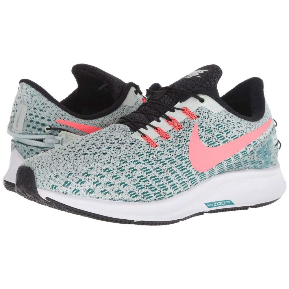 ナイキ Nike レディース ランニング・ウォーキング シューズ・靴【Air Zoom Pegasus 35 FlyEase】Barely Grey/Hot Punch/Geode Teal/Black