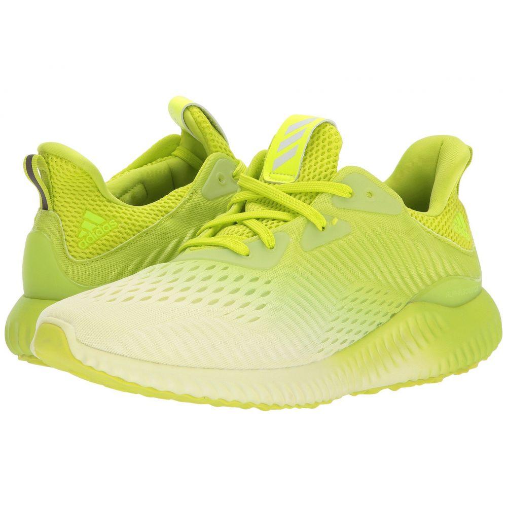 アディダス adidas Running レディース ランニング・ウォーキング シューズ・靴【Alphabounce EM】Ice Yellow/Semi Solar Yellow/Footwear White
