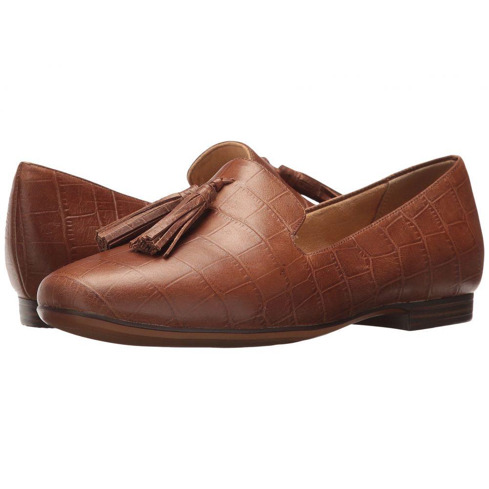 ナチュラライザー Naturalizer レディース シューズ・靴 ローファー・オックスフォード【Elly】Banana Bread Croco Print Leather