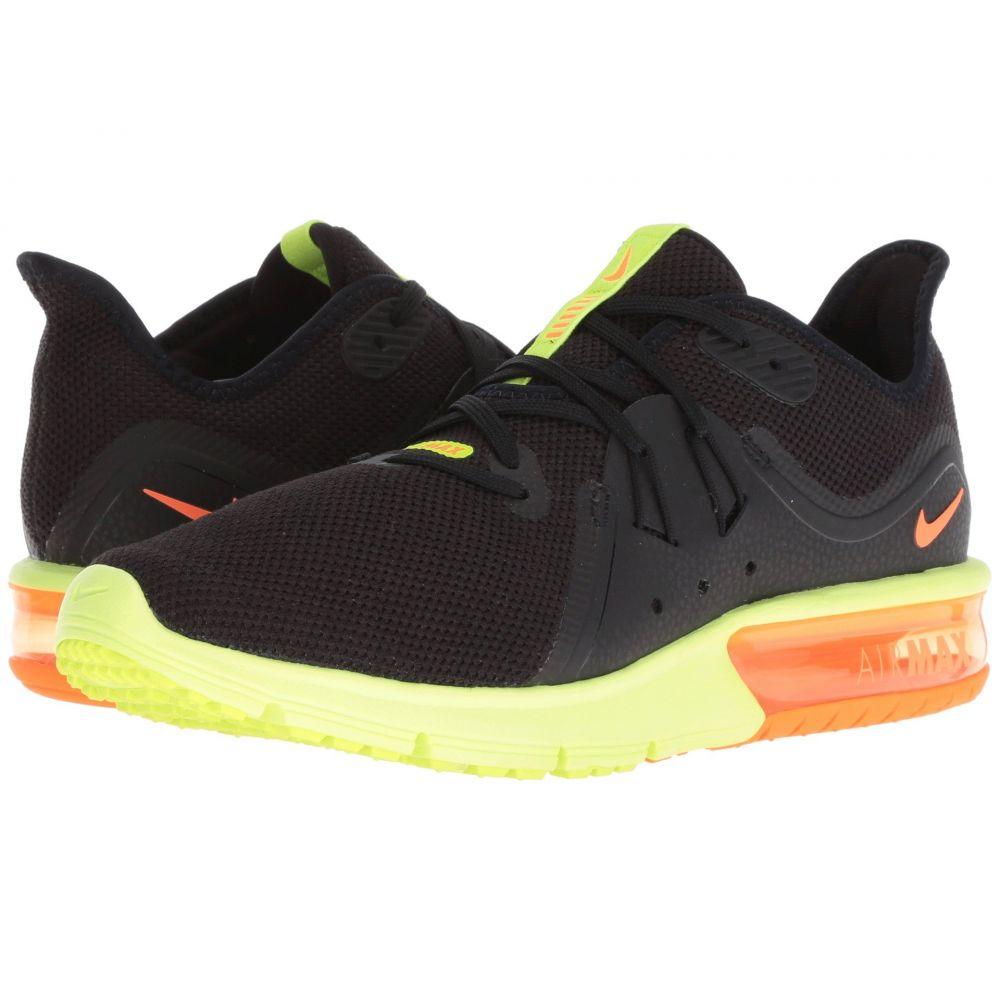 ナイキ Nike メンズ ランニング・ウォーキング シューズ・靴【Air Max Sequent 3】Pure Platinum/Total Orange/Volt