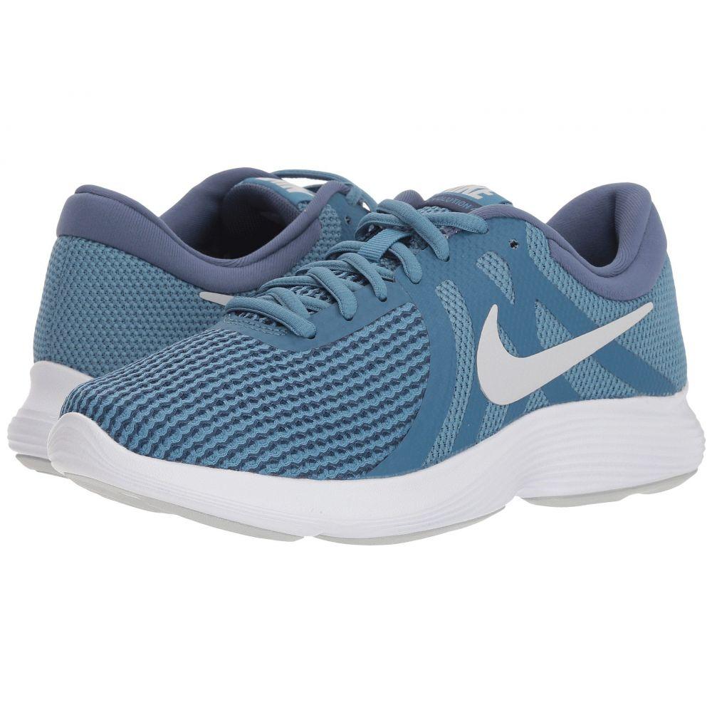 ナイキ Nike レディース ランニング・ウォーキング シューズ・靴【Revolution 4】Aegean Storm/Pure Platinum/Diffused Blue