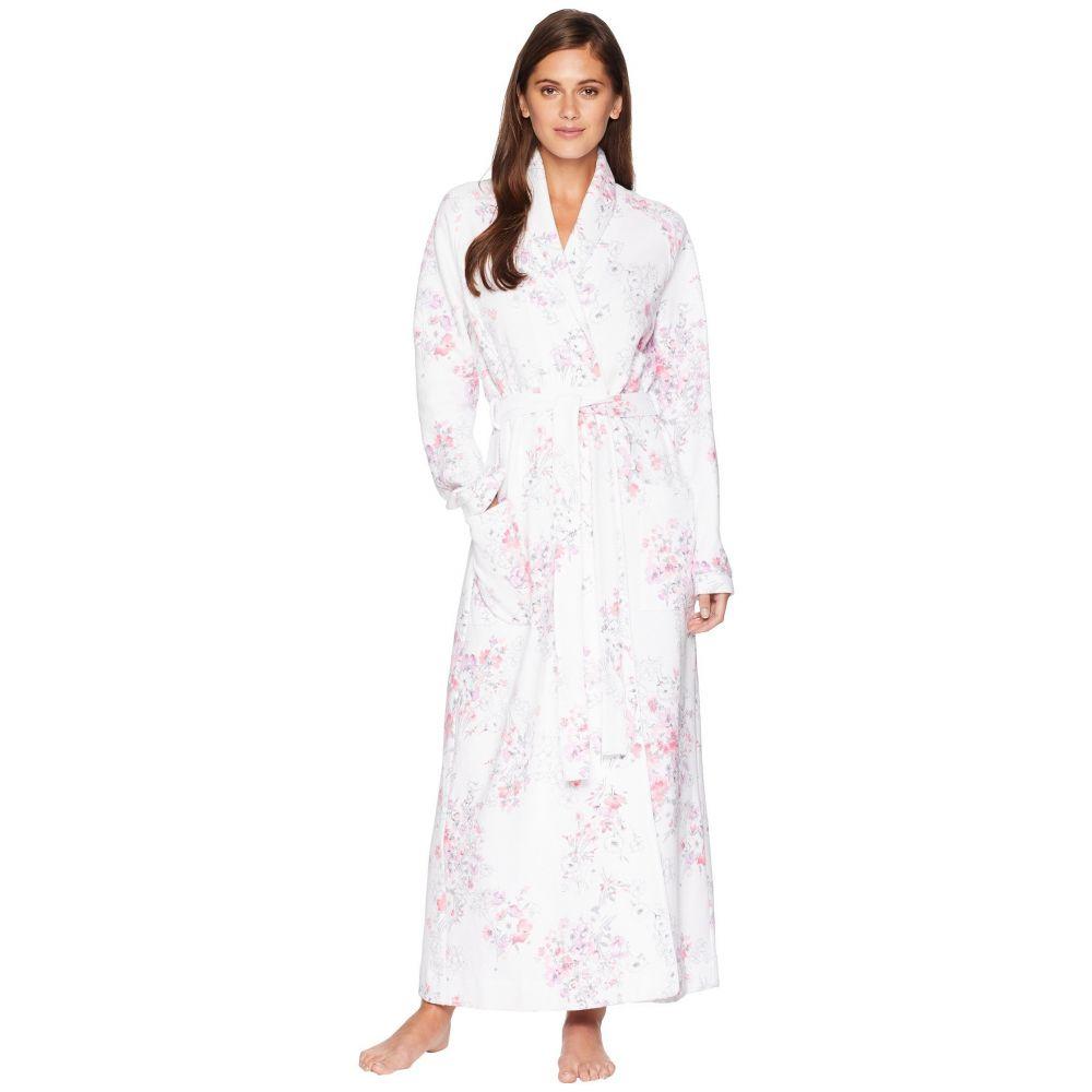 キャロル ホックマン Carole Hochman レディース インナー・下着 ガウン・バスローブ【Diamond Quilt Wrap Robe】Floral