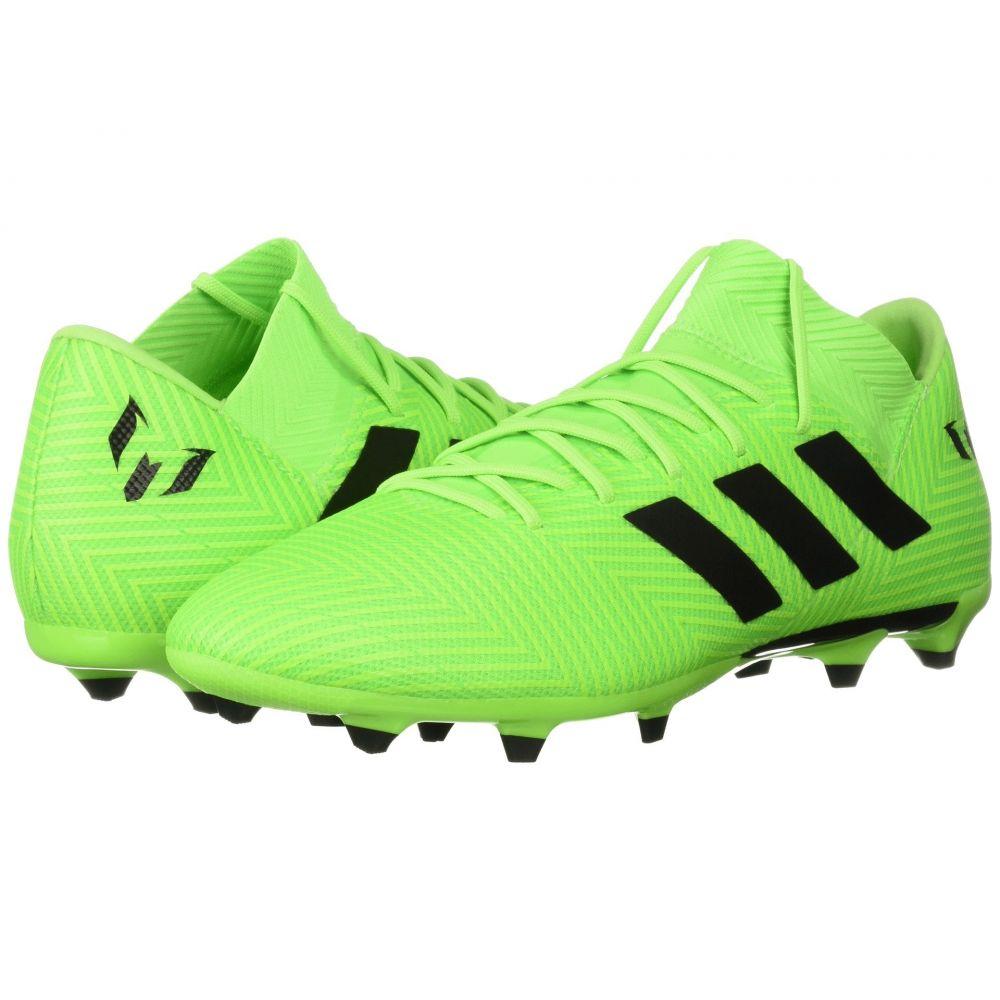 アディダス adidas メンズ サッカー シューズ・靴【Nemeziz Messi 18.3 FG】Solar Green/Black/Solar Green