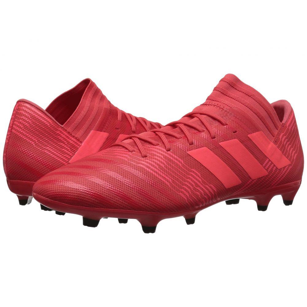 アディダス adidas メンズ サッカー シューズ・靴【Nemeziz 17.3 FG】Real Coral/Red Zest/Black