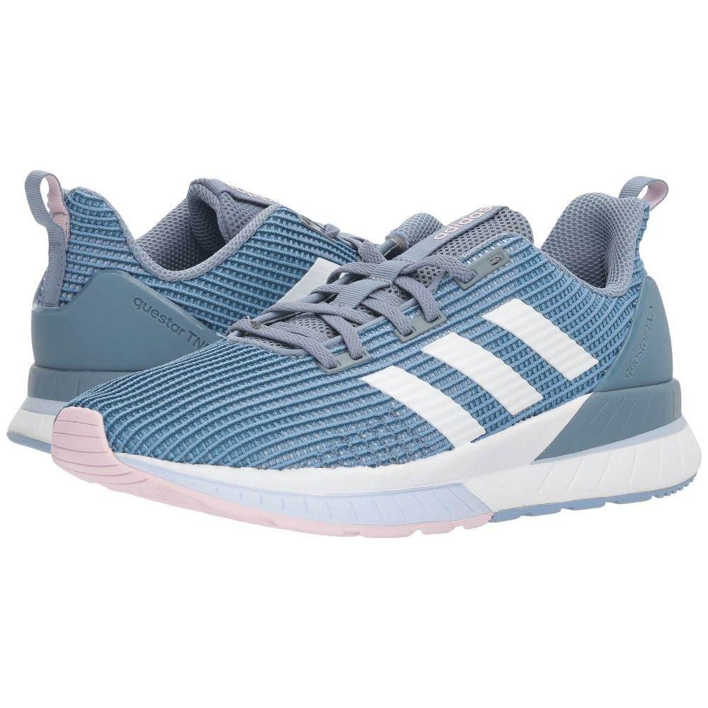 アディダス adidas Running レディース ランニング・ウォーキング シューズ・靴【Questar TND】Raw Grey/Footwear White/Aero Blue
