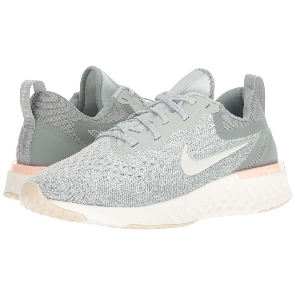 ナイキ Nike レディース ランニング・ウォーキング シューズ・靴【Odyssey React】Light Silver/Sail/Mica Green